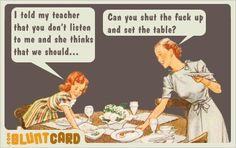 Blunt Cards