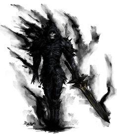 DarkWraith by DizzyNicky