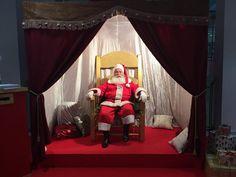 Papá Noel ('epicentre. Horarios: http://lepicentre.es/papa-noel/