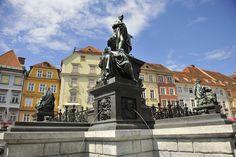 Graz, voyage, Styria, Austria, Europe, Travel & Adventures, photo
