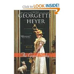 "I love anything by Georgette Heyer! ""The Grand Sophy"" is my favorite. She's one of very few authors whose books I will read more than once. I almost have a complete collection so there's always one at hand on a rainy afternoon."