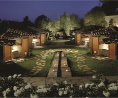 The Spa Garden at Rancho Bernardo Inn http://www.ranchobernardoinn.com/?nck=8776866094