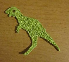 1000+ Bilder zu Dino crochet auf Pinterest Dinosaurier ...