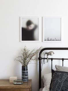 Adding some decorative items like accessories and art photos you could transform the look of your bedroom. Looking for unique and beautiful art photo prints (not the ones featured in the post)... Visit bx3foto.etsy.com
