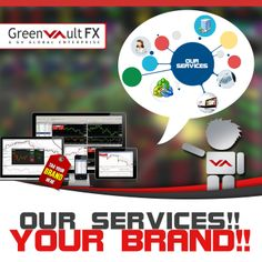 Greenvault #FX offers its platform support to the white label partners to grow their business under their own brand name.  Become a partner with us and expand your business today!!