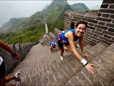 Amazing races to run before you die: Great Wall Marathon, China