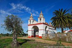 Capela de Nossa Senhora da Rocha - Cuba - Portugal