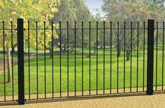 Porţi culisante şi garduri - galerie foto