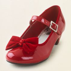 girl - shoes - bow mary jane | Children's Clothing | Kids Clothes | The Children's Place