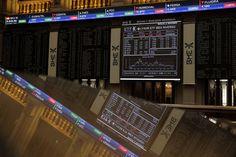 Las empresas del Ibex 35 ganan en nueve meses 27.000 millones