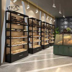 Bakery Shop Interior, Bakery Shop Design, Cafe Interior Design, Cafe Design, Restaurant Design, Retail Interior, Menu Design, Design Shop, Design Design
