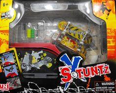 Stuntz X Finger Skateboard Finger Skateboard, Tech Deck, Skateboards, Pinball, Arcade Games, Skateboard, Skateboarding