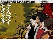 Samuari Champloo #anime