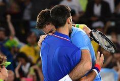 Novak Đoković, Rio 2016, Olimpijske igre, eliminacija, Del Potro foto Dado Đilas