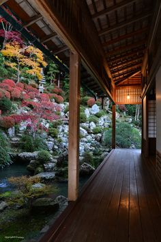 Japanese garden, Always wanted to have a house like this
