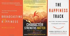 5 essential brand-new & upcoming Books on Positive Psychology.