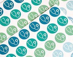 96 doctor stickers, nurse stickers, life planner stickers, scrapbook reminder, medical stickers, appointment stickers, reminder stickers Planner Pages, Printable Planner, Planner Stickers, Planner Ideas, Printables, Nursing Planner, College Planner, Happy 365 Planner, Life Planner