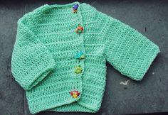 Sweater crochet by Misslinacrochet on Etsy