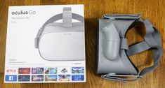 Oculus Go: Full Test of the New Standalone VR Headset Virtual Reality Education, Augmented Virtual Reality, Virtual Reality Headset, Vr Helmet, Technology World, Elementary Education, Learning, Software, Cases