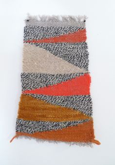 New Friends have a growing collection of swatches for sweater and rug inspiration. Instead of hiding in our studio files, we share them with you!