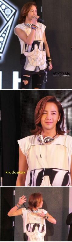Team H in Thailand Press Conference — 03.22.2013 | Cr: as tagged