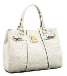 calvin klein womens jordan shopper tote bag handbag | women bags ...