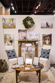 Photographer Bridal Show Booth Charlie and Morgan Photography Booth Design and Ideas Georgia Bridal Show 2017 Wedding Expo Booth, Bridal Show Booths, Wedding Fair, Wedding Decor, Wedding Venues, Photography Booth, Photography Business, Stand Feria, 8th Wedding Anniversary Gift