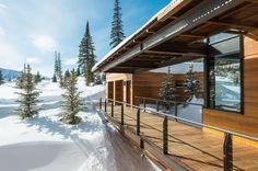 Modern Montana MountainHome - Style Estate -