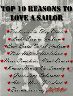 dating a sailor quotes
