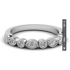 Awesome - Diamond Wedding Ring 0.30ct Round & Princess by blueriver47, $580.00   CHECK OUT MORE NON TRADITIONAL WEDDING VOW IDEAS AT WEDDINGPINS.NET   #weddings #weddingvows #vows #tradition #nontraditional #events #forweddings #iloveweddings #romance #beauty #planners #fashion #weddingphotos #weddingpictures