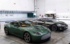 Indir duvar kağıdı Aston Martin One-77, süper arabalar, Aston Martin V12 Zagato, İngilizce spor arabalar