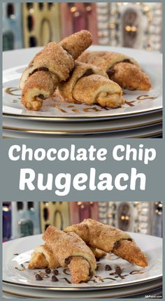 theres a secret ingredient in our chocolate chip rugelach that makes it taste extra rich and