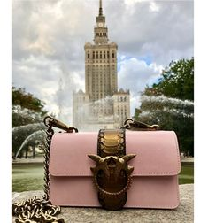 PINKO LOVE BAG · Loving travel! The  LoveBag has landed in Warsaw  where  are you and your 9c9d3e4d70e