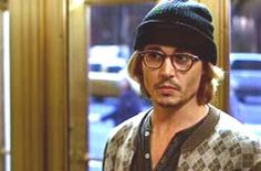 """Johnny Depp at his hottest...in """"Secret Window"""""""