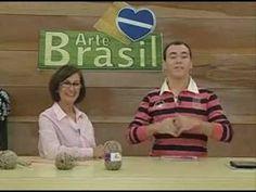 ARTE BRASIL -- CLAUDIA MARIA -- LUVA SEM DEDOS EM TRICÔ (17/05/2011 - Parte 1 de 2) - YouTube
