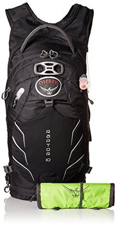 Osprey Packs Raptor 10 Hydration Pack Black >>> Read more reviews of the product by visiting the link on the image.