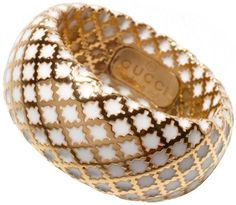 Fancy Gucci Byzantine esque bracelet got to have it