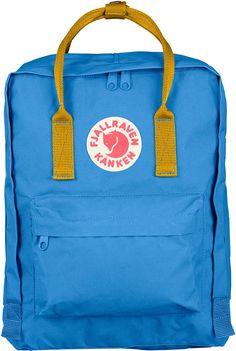 Shop your Kanken bag or backpack from the official Fjallraven online store. We have Kanken mini, re-Kanken and the original, iconic Kanken bag Mochila Kanken, Laptop Backpack, Backpack Bags, Rucksack Bag, Travel Backpack, Backpack Online, Noora Skam, Bags Travel, Cute Backpacks