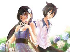 Sanka Rea and Furuya Chihiro