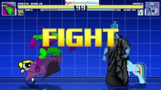 Bubbles The Powerpuff Girl & Green Goblin VS Hades & Rainbow Dash In A MUGEN Match / Battle / Fight This video showcases Gameplay of Bubbles The Powerpuff Girl From The Powerpuff Girls Series And Green Goblin The Supervillain VS Hades The God Of The Underworld From Hercules The Animated Series And Rainbow Dash From The My Little Pony Friendship Is Magic Series In A MUGEN Match / Battle / Fight