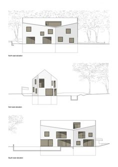Pictures - Two in One House - image: clavienrossier architects - Architizer