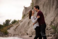 Scarborough Bluffs journalistic engagement on an overcast fall day. We went to the beach, the cliffs, the swamp and walked the trails too for some images. Scarborough Bluffs, Engagement, Couple Photos, Beach, Image, Couple Shots, Seaside, Engagements, Couple Pics
