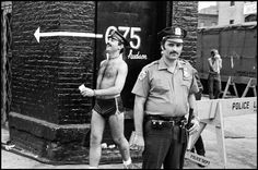 Fascinating Vintage Photographs Captured of Daily Life of the New York Police Department in the ~ vintage everyday The Americans, Stephen Shore, Robert Frank, William Eggleston, Alfred Stieglitz, Professor, Leonard Freed, Detroit, Jungle Music