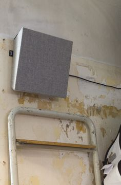 Uploud Audio UA1 loudspeakers, various different colours and fabrics for cover and cords. www.uploudaudio.fi