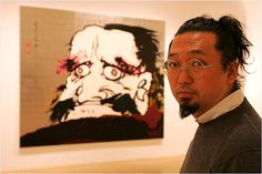 Takashi Murakami (Painter, Japan) Takashi Murakami, New York Times Arts, Ny Times, Superflat, Richest In The World, Art Fair, Repeating Patterns, Art History, Pop Art