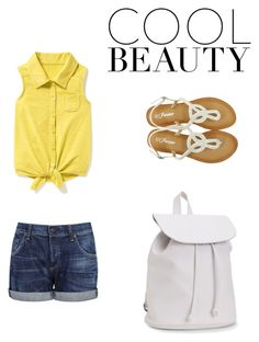 """""""Cool Beauty"""" by kaley-shirley on Polyvore featuring Old Navy, Citizens of Humanity and Aéropostale"""