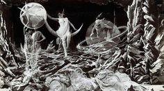 Le Voyage dans la Lune (A Trip to the Moon, 1902) directed by Georges Méliès
