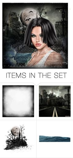 """Untitled #732"" by nightowl59 ❤ liked on Polyvore featuring art"