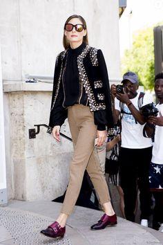 Estilo Olivia Palermo, Olivia Palermo Street Style, Olivia Palermo Outfit, Olivia Palermo Lookbook, Olivia Palermo Winter Style, Carrie Bradshaw, Milan Fashion Weeks, Paris Fashion, Haute Couture Fashion
