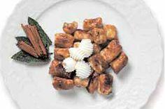 Gnocchi zucchero e cannella